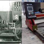 pantógrafo CNC