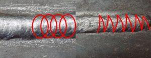 soldadora de arco