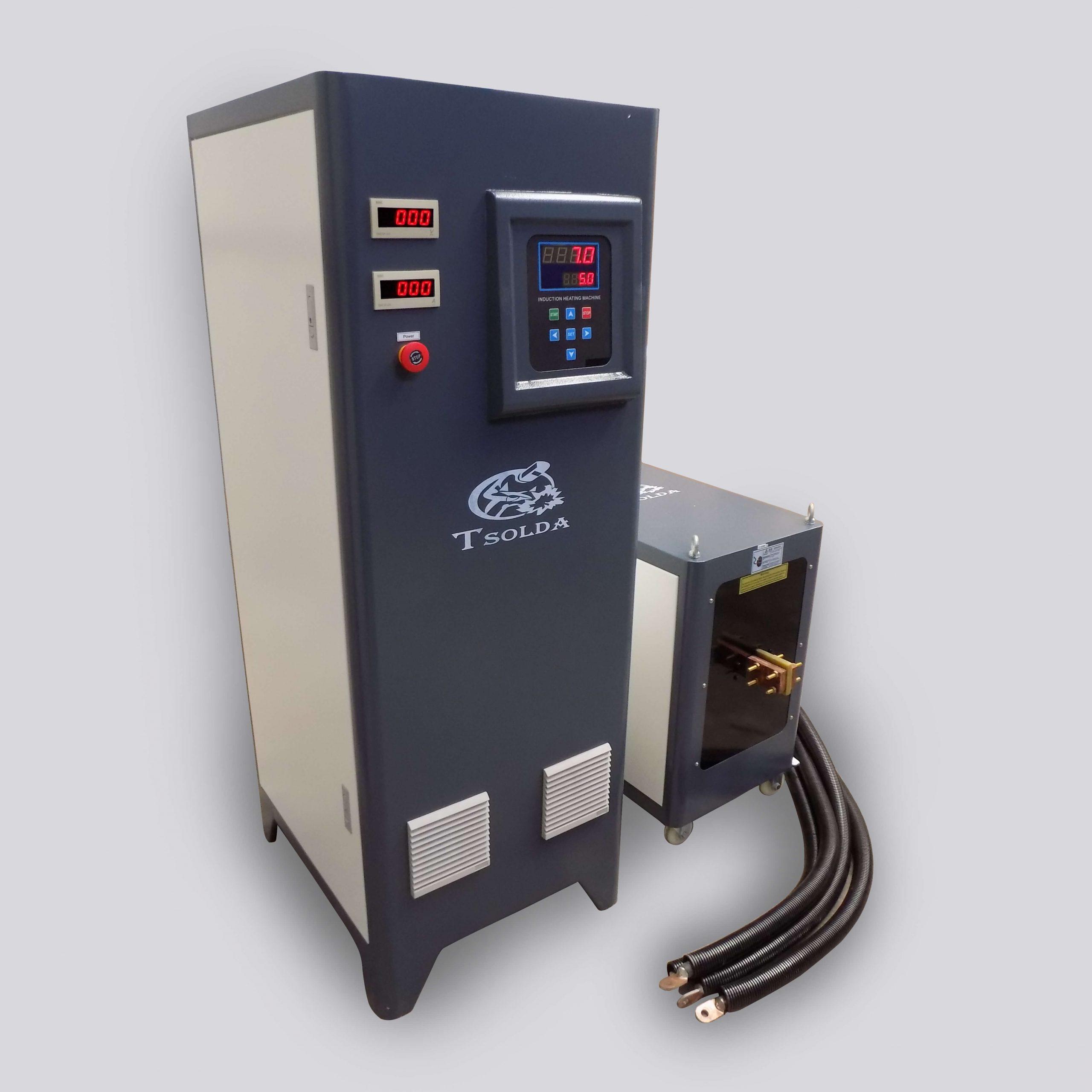 Calentador de Inducción 120Kva