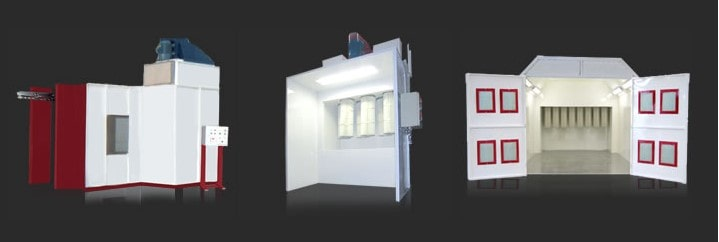 Máquina de pintura electrostática